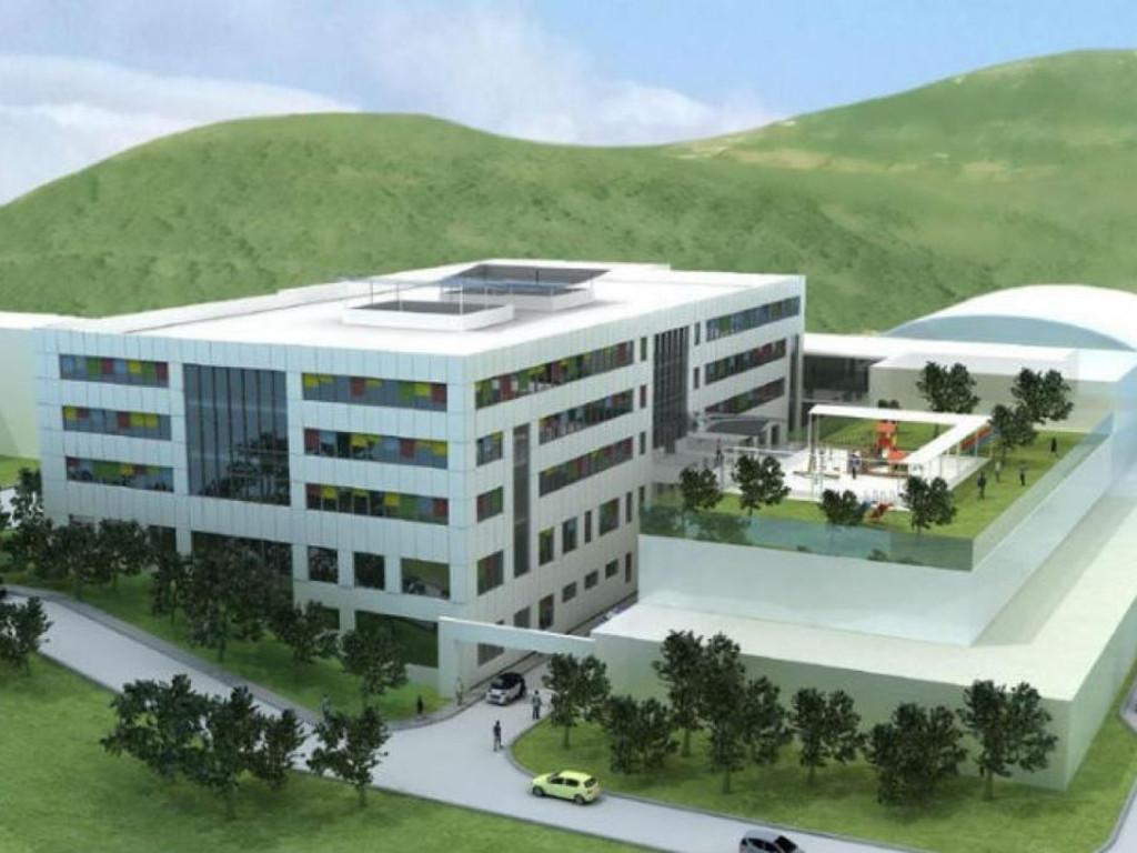 Kreće izgradnja Klinike za dječije bolesti u Mostaru - Objavljen međunarodni konkurs