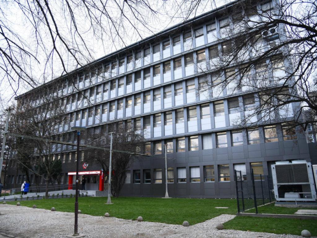 Otvorena Klinika za interne bolesti u Novom Sadu