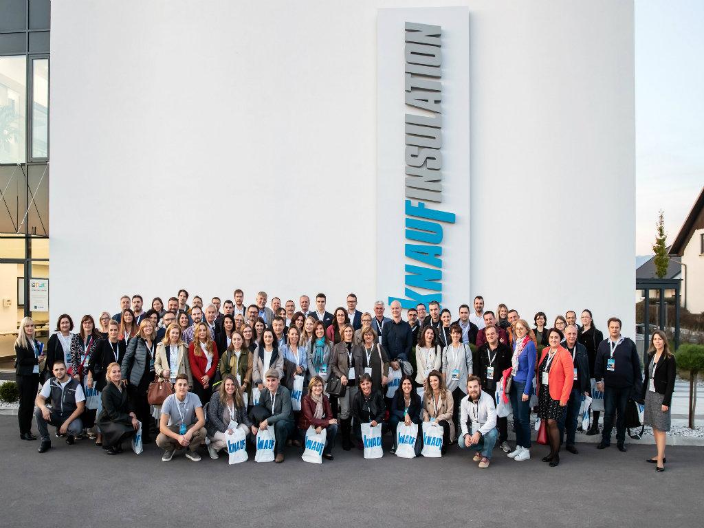 Osma Knauf akademija održana u Sloveniji