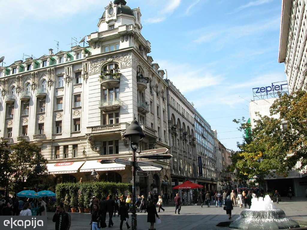 Grad Beograd odlučan da sredi fasade