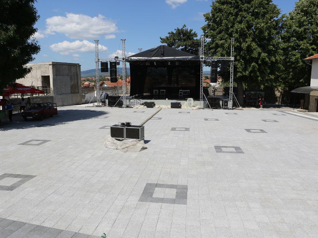 Obnovljena Gurgusovačka kula spremna za 58. Festival kulture mladih u Knjaževcu