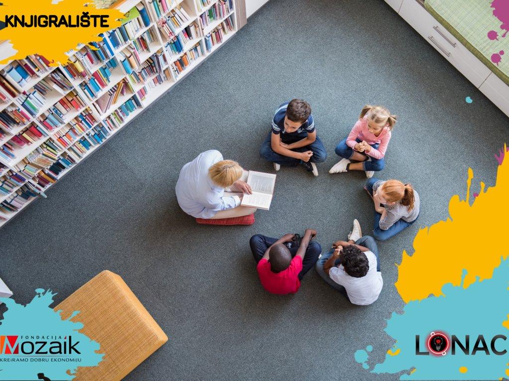 U modričkoj OŠ Sutjeska osnovano Knjigralište