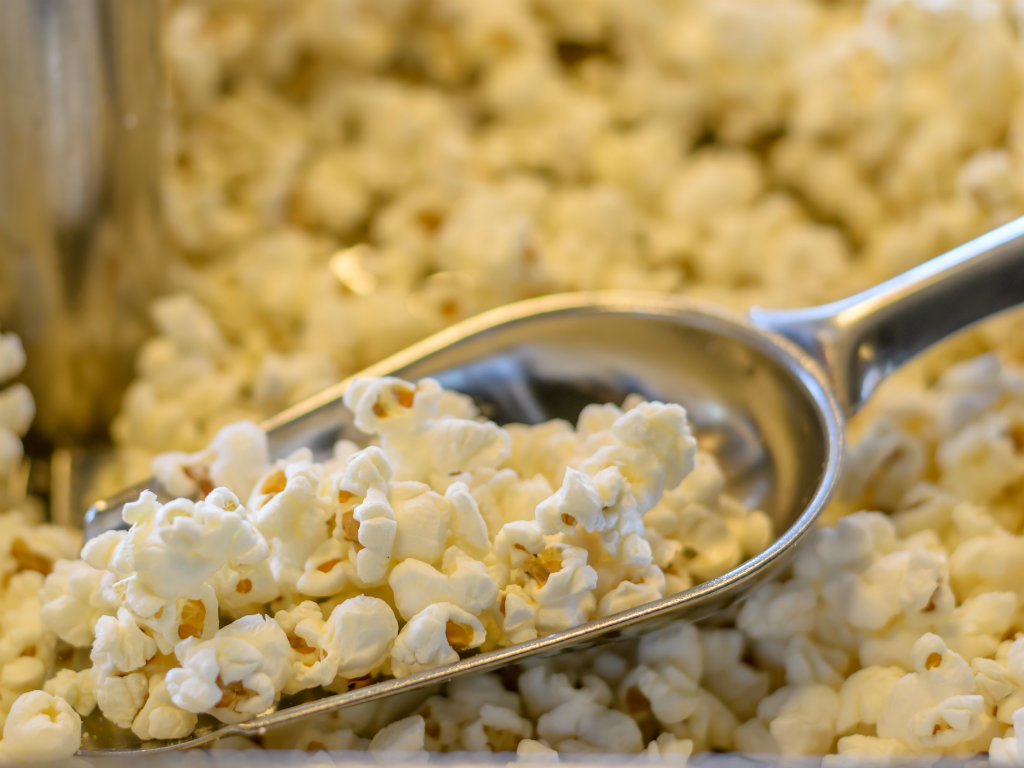 Why some of the kernels in your popcorn don't pop?
