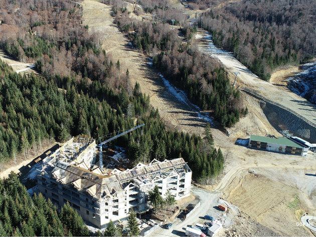 U izgradnju sedam hotela u Kolašinu investitori ulažu skoro 100 mil EUR