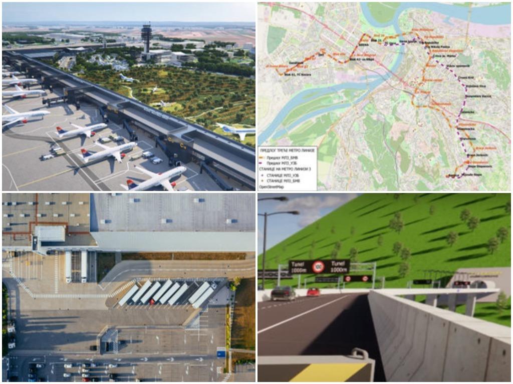 RETROSPEKTIVA 2020 - Investicije u oblasti SAOBRAĆAJA koje su izazvale najveće interesovanje korisnika eKapije