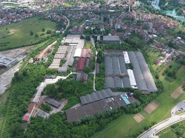Nova zona za investiranje u Bihaću - Kakve potencijale krije kompleks nekadašnjeg Kombiteksa?