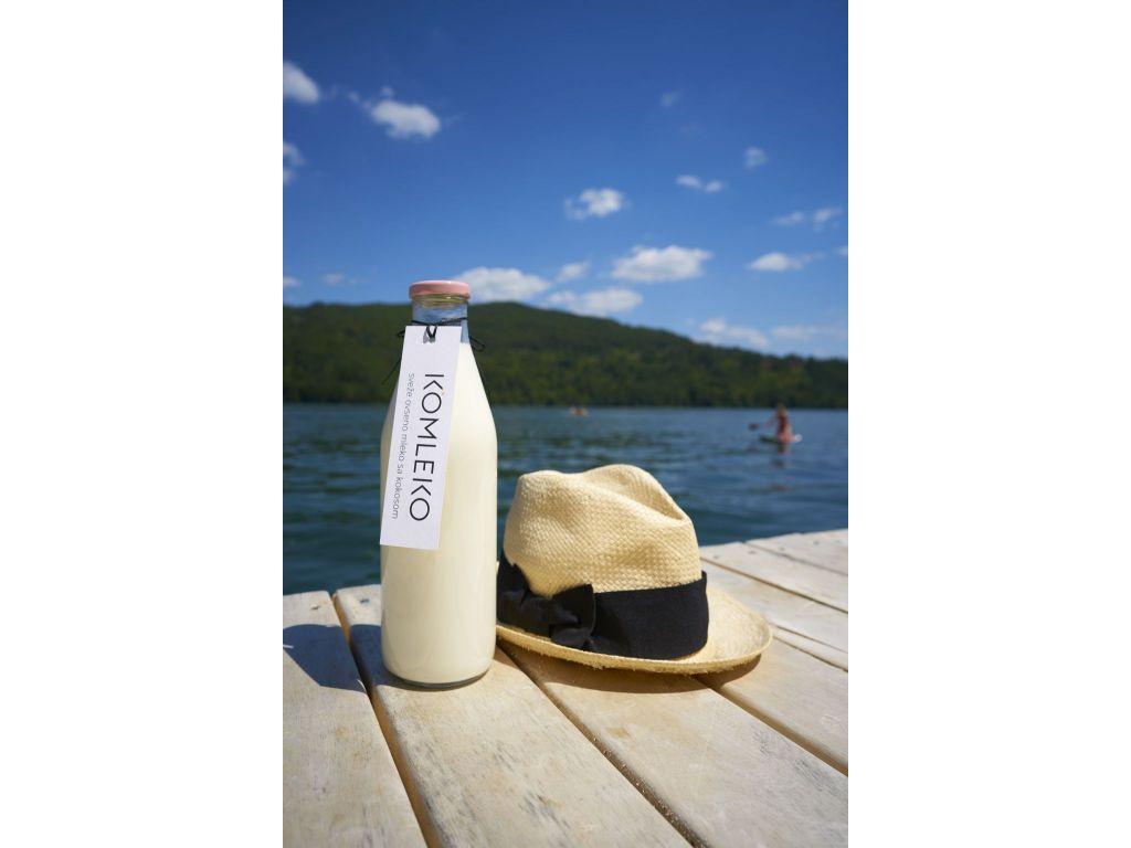 Proizvodnja biljnog mleka zahteva vreme