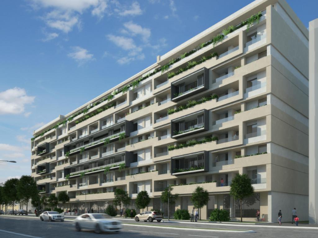 Kod Autokomande u planu gradnja kompleksa sa 189 stanova, poslovnim apartmanima i lokalima i podzemnom garažom na četiri nivoa (FOTO)