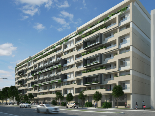 In der Nähe von Autokomanda ist der Bau eines Wohn- und Bürokomplexes mit 189 Wohnungen, Business-Apartments, Ladenlokalen und einer vierstöckigen Tiefgarage geplant
