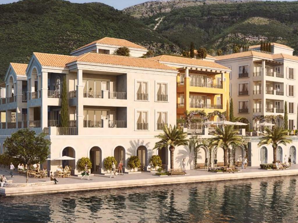 """Tivat kao Monako - Pogledajte kako će izgledati rezidencijalni kompleks """"Ksenija"""" u marini """"Porto Montenegro"""""""