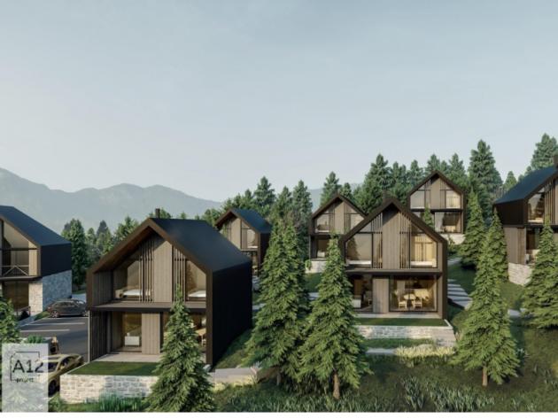 Na Žabljaku niče kompleks Monte Pine - Na tri parcele planirana gradnja kuća za stanovanje i iznajmljivanje (FOTO)