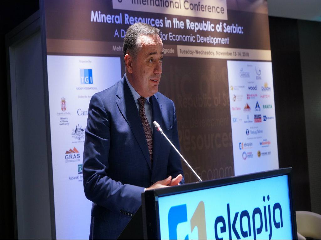 Deveta međunarodna konferencija o mineralnim resursima 5. i 6. novembra 2019. u Beogradu