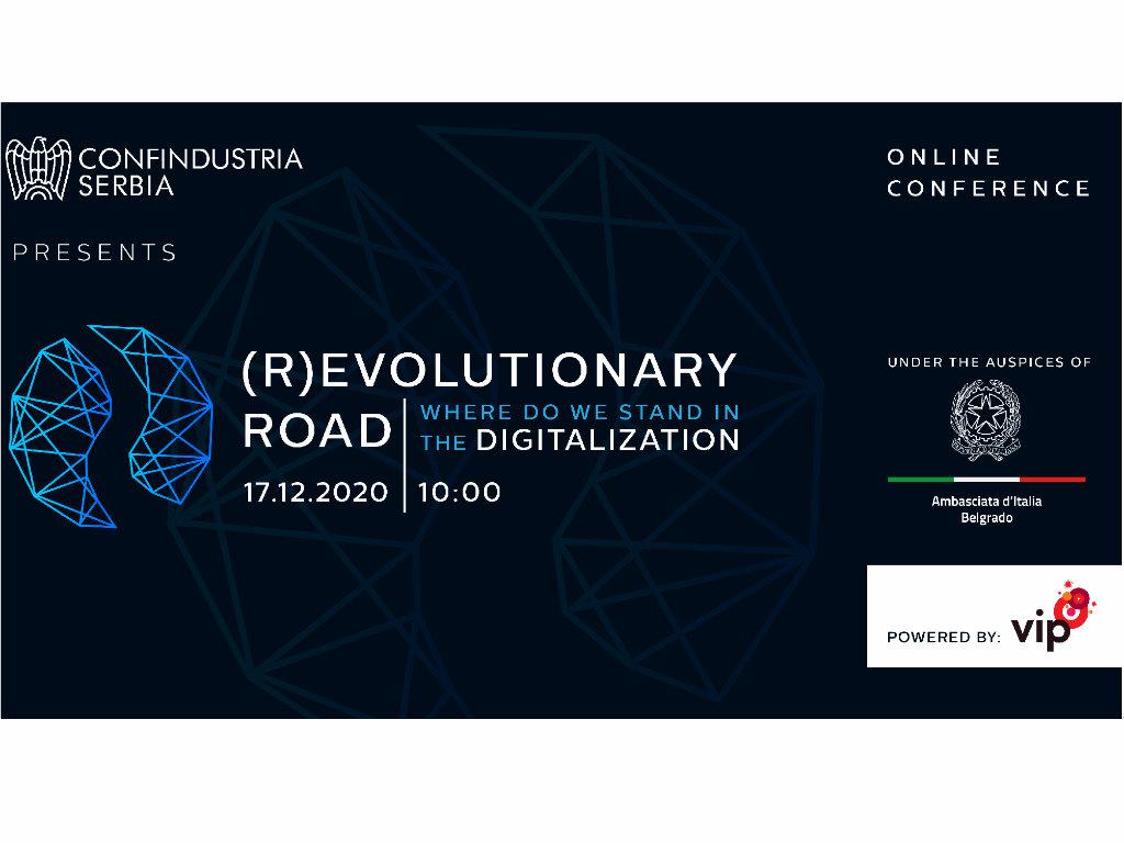 Put (r)evolucije - Gde se Srbija nalazi u procesu digitalizacije?