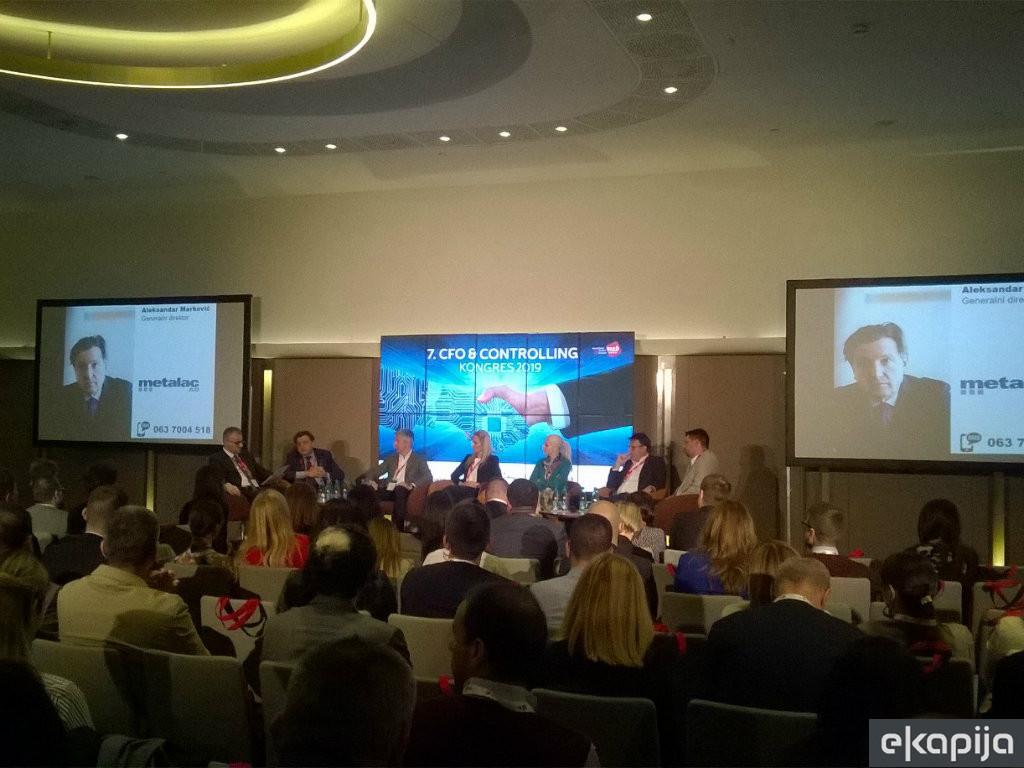 Budućnost kontrolinga u digitalizaciji, uz kvalitetnu radnu snagu - Kongres kontrolera u Beogradu okupio 400 stručnjaka iz najuspešnijih kompanija (FOTO)