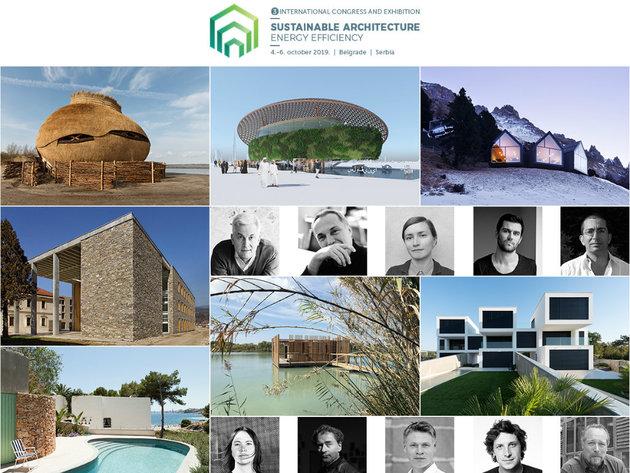 Međunarodni kongres Održiva arhitekturaenergetska efikasnost od 4. do 6. oktobra u Beogradu