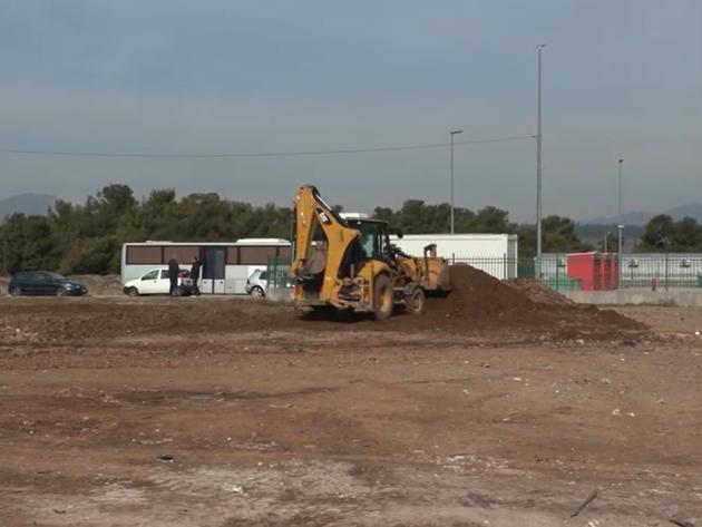 Na Koniku počela izgradnja novog parka na 8.000 m2 - Početkom marta tender za rekonstrukciju Ulice Husinjskih rudara, vrijednost 900.000 EUR