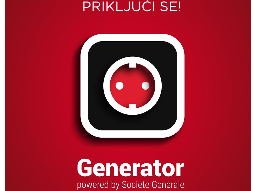 Za najbolju preduzetničku ideju milion dinara - Konkurs Generator otvoren do 10. oktobra