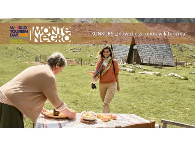 """Raspisan konkurs na temu """"Inovacije za oporavak turizma"""", nagradni fond 3.000 EUR"""