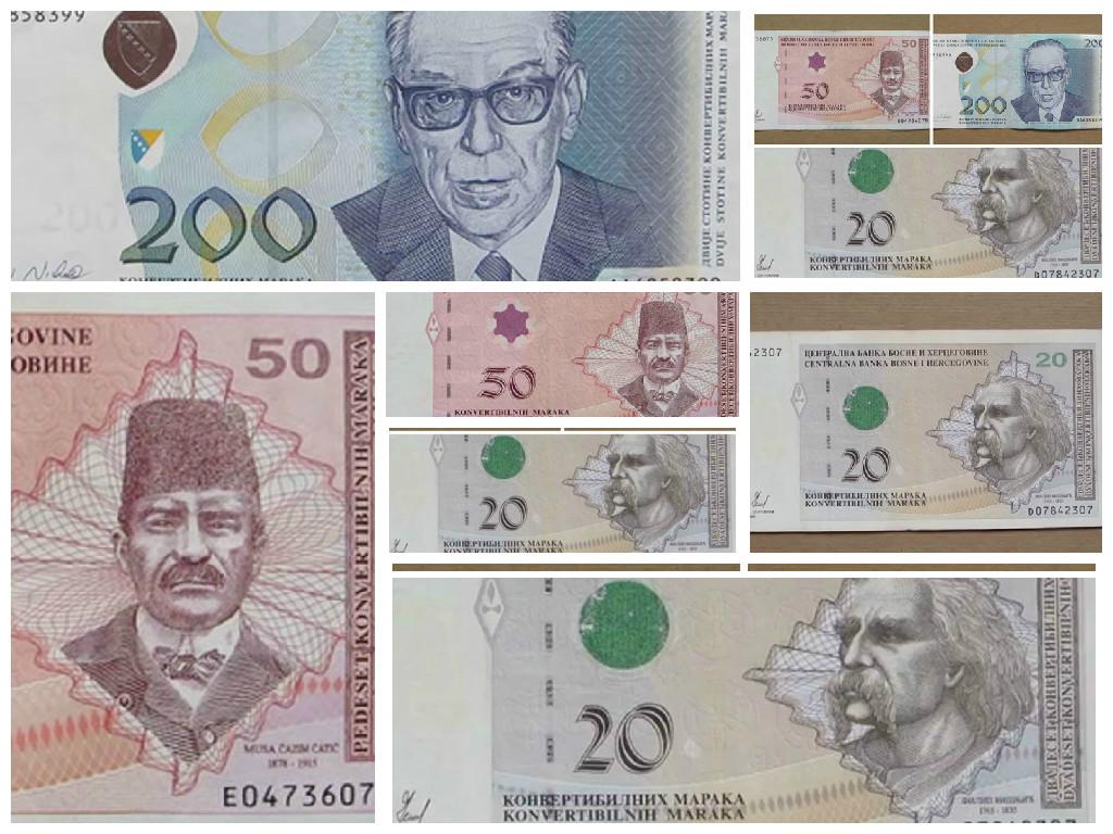 Zašto na našim novčanicama nema likova žena - Gdje se štampaju i kuju konvertibilne marke?