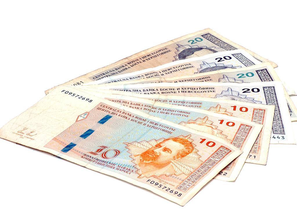 Prvi put prosječna plata u RS veća od 500 evra
