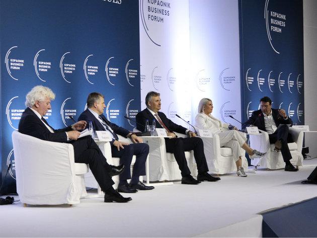"""Panel """"Nezgoda se ne može predvideti-zaštita može"""" na Kopaonik biznis forumu - Wiener Stadtische učesnik panela o osiguranju"""