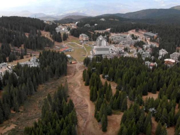 Počela izgradnja dvije nove skijaške staze na Kopaoniku