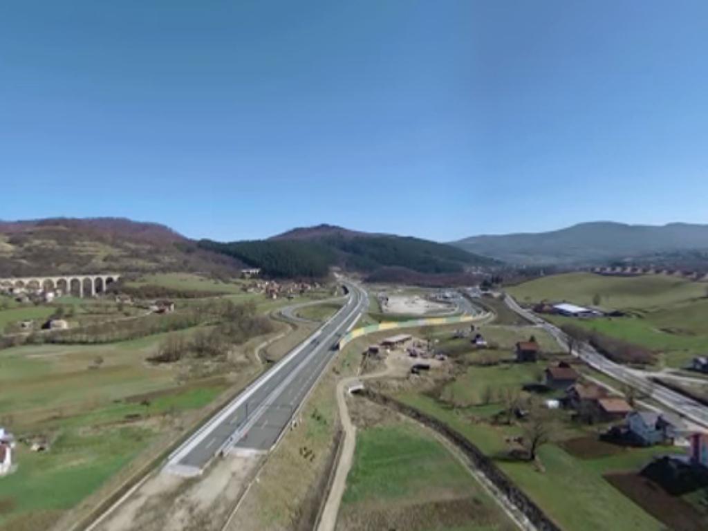 Počinje izgradnja prve faze Koridora 5C u RS - Dionica Johovac-Rudanka biće duga 5,65 km