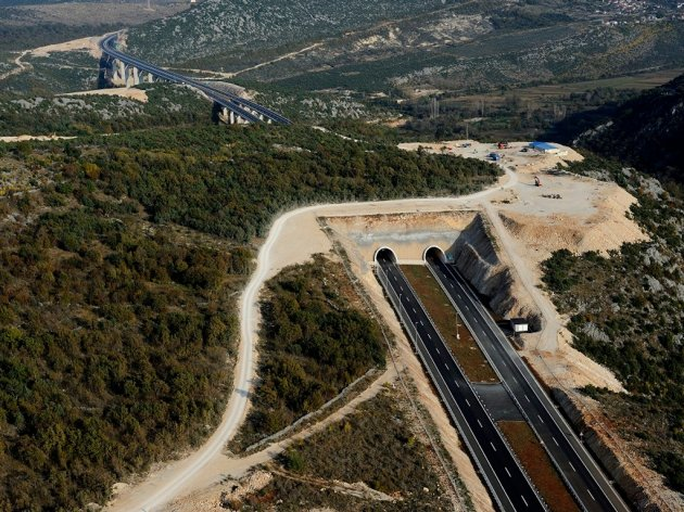 U izgradnji 38 km autoputa u FBiH, aktivno osam gradilišta