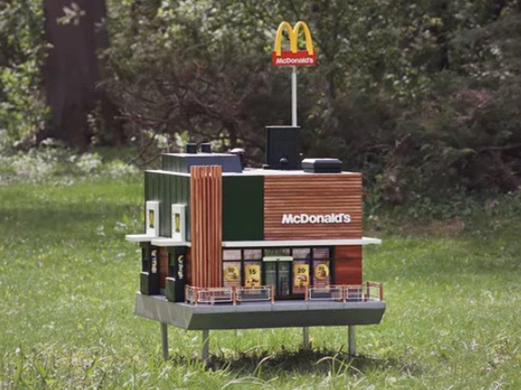 U Švedskoj i pčele imaju svoj McDonald's
