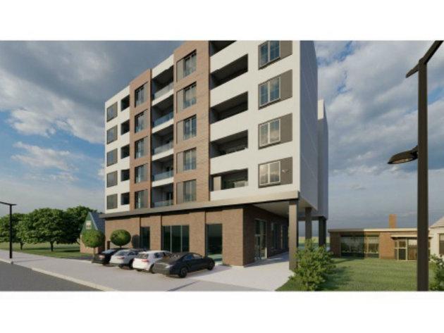 U centru Kraljeva MM Duo Gradnja gradiće zgradu sa pet spratova i 40 stanova
