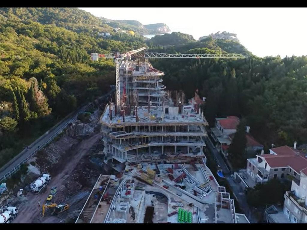 O gradnji hotela Kraljičina plaža odlučiće Vlada
