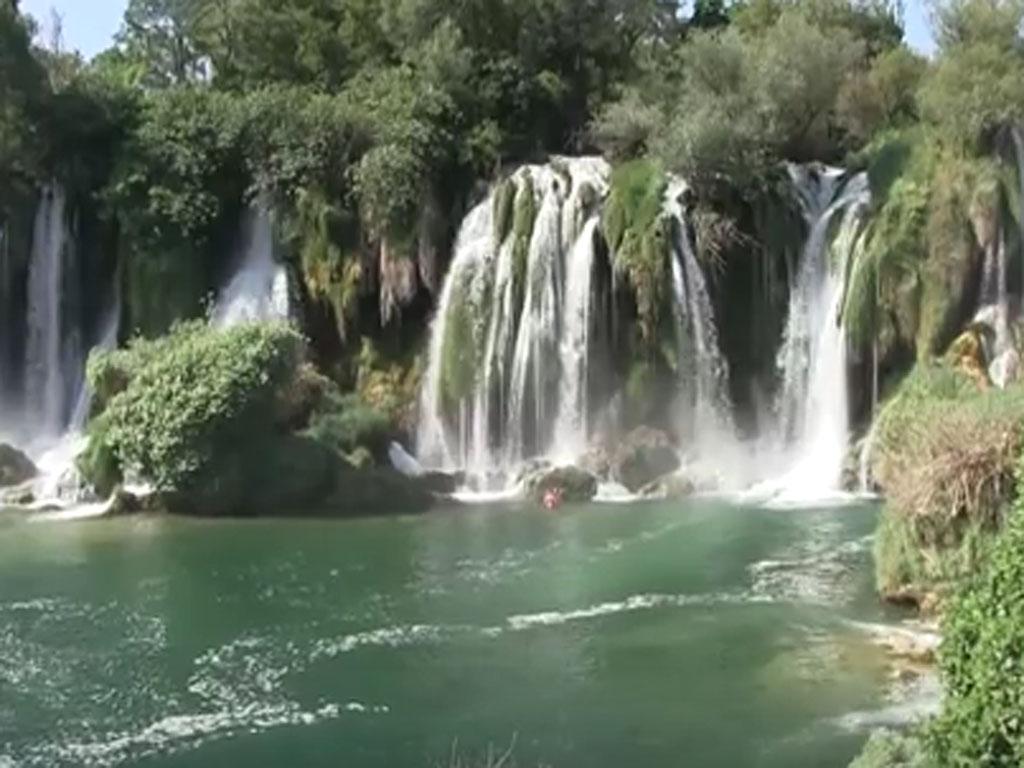 Vodopad Kravice među 20 najljepših mjesta u Evropi