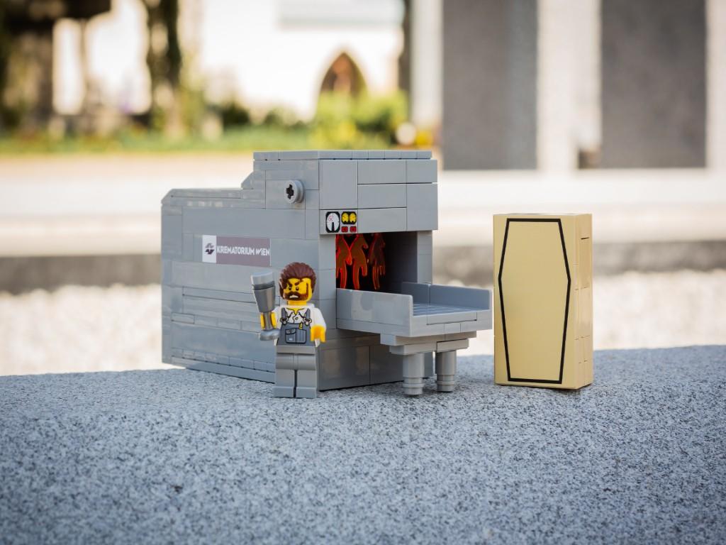 Pogrebni muzej u Beču dobio novu kolekciju LEGO kockica