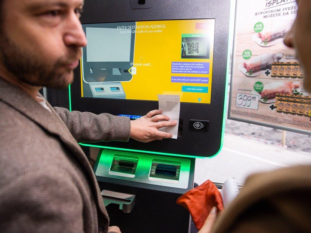 Prvi dvosmerni automat za kriptovalute u Novom Sadu