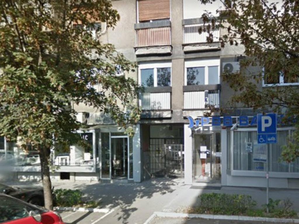 Prodaje se poslovni prostor u vlasništvu Privredne banke Beograd