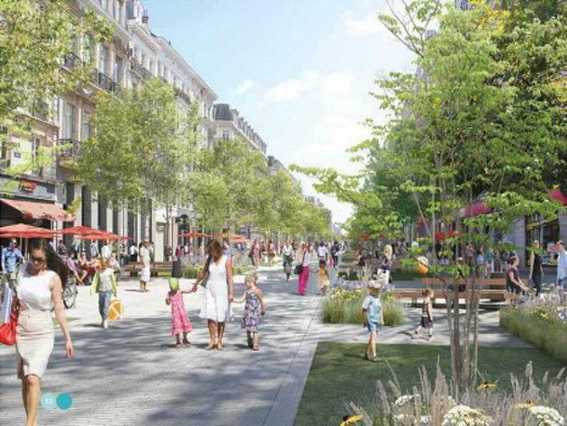 U planu rekonstrukcija gradskog trga u Kruševcu - Građani glasaju o budućem izgledu