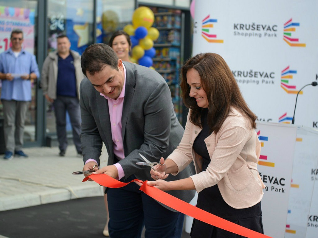 Još jedan poznati brend stiže u Kruševac Shopping Park