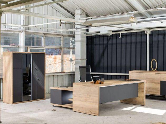 Kompanija Ktitor već više od 30 godina lider u ponudi kancelarijskog nameštaja vrhunskog kvaliteta - Idealan spoj tradicije i modernog dizajna (FOTO)