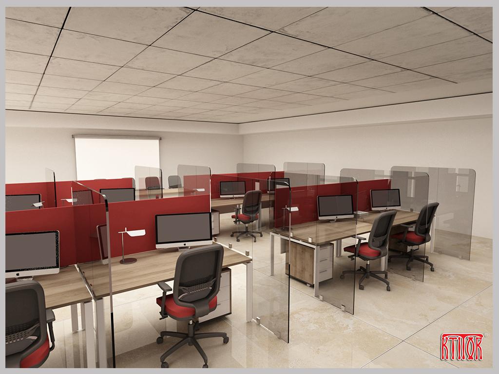 Zaštitni paneli kompanije Ktitor - Efikasna zaštita od virusa bez narušavanja estetike prostora