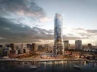 Ministry issues permit for construction of Belgrade Tower, tallest building in Serbia