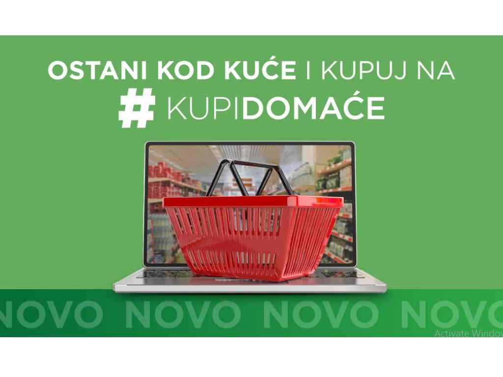 Agencija Grape pokrenula digitalnu platformu Kupidomaće.ba - Do onlajn trgovine besplatno i brzo
