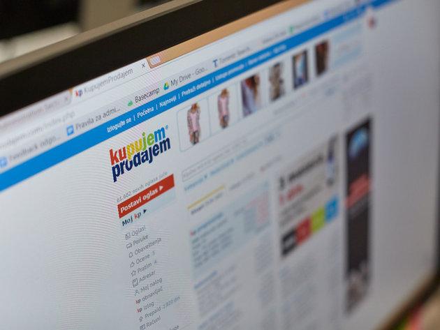 Rasantes Wachstum der Online-Werbung in Serbien - Die meistverkauften Produkte sind Handys, Computer, Autozubehör...