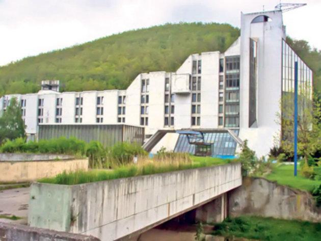 Hotel Žubor u Kuršumlijskoj banji