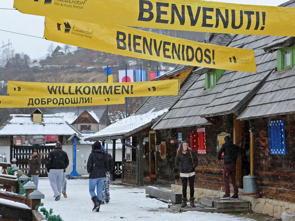 Konkurs za takmičarski program Kustendorfa otvoren do 1. decembra