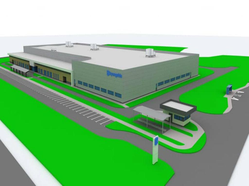 U Smederevskoj Palanci postavljen kamen temeljac za fabriku autodjelova Kyungshin Cable