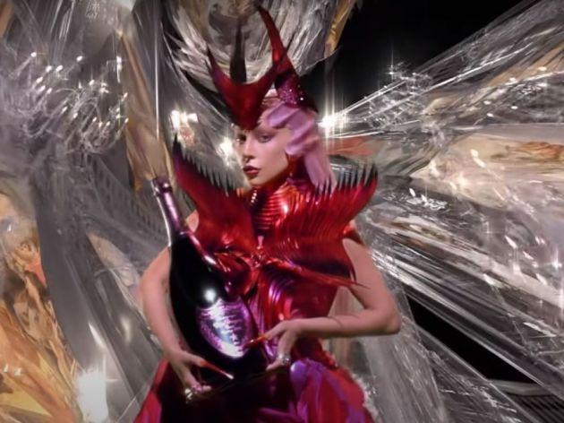 Lejdi Gaga i Dom Perignon promovišu ekskluzivnu liniju roze šampanjca (VIDEO)