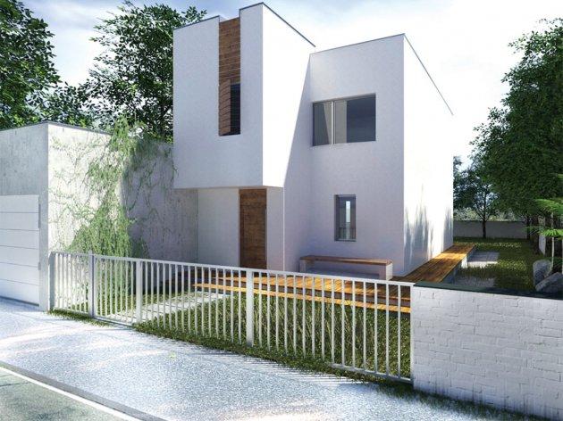 Das Unternehmen Lafarge BFC Srbija Startete Ein Einzigartiges Baukonzept,  Das Die Finanzierung Und Den Bau Von Lafarge Familienhäusern Nach Dem  System ...