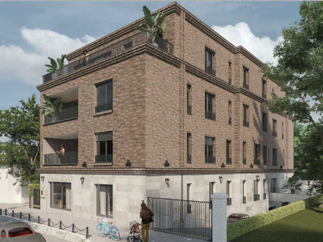 Vracar to get residential building made of brick and marble in late 2020 – LP also planning construction of Hotel Nomad on Zlatibor