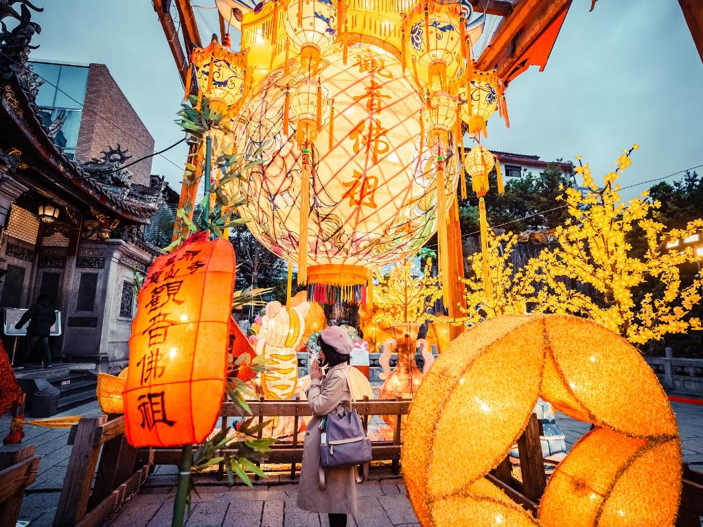 Kineski festival svetla do 25. februara u Beogradu i Novom Sadu