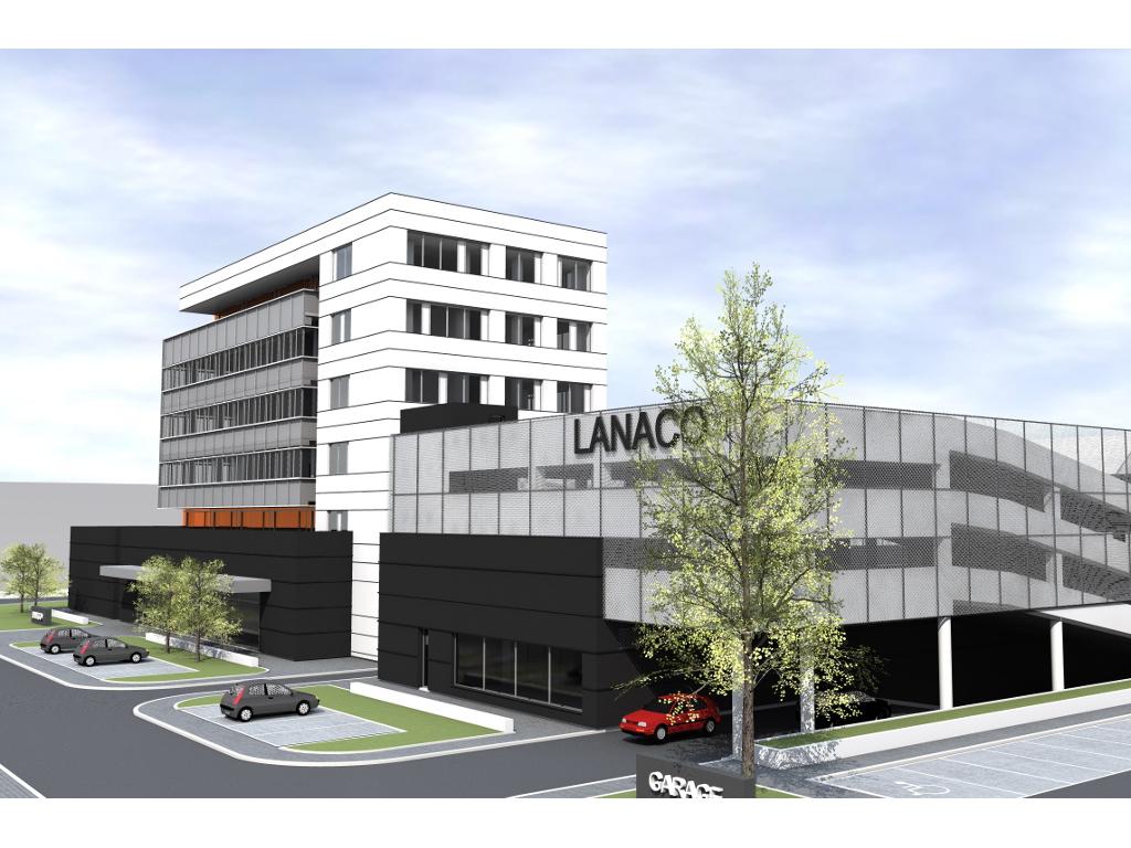 """Upravljanje objektom pomoću softvera - Banjolučki """"Lanaco"""" ulaže 17 mil KM u tehnološki centar, otvaranje krajem 2015. (FOTO)"""